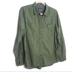 Patagonia Long-Sleeved Anchor Bay Shirt